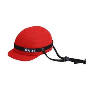 Cyklistická helma Krust Red/Black, vel. S