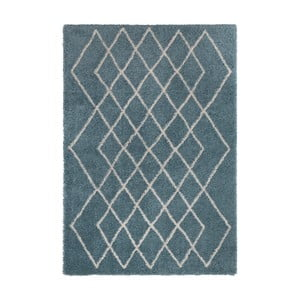 Modro-krémový koberec Mint Rugs Allure, 200 x 290 cm