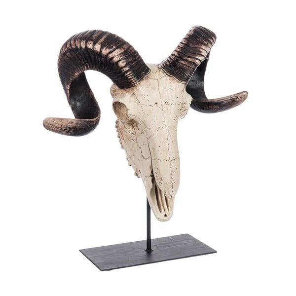 Dekorativní soška Skull, 37 cm