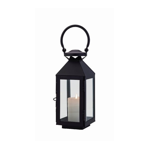 Lucerna Veneto Black, 27 cm