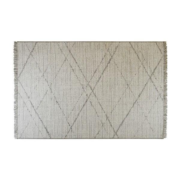 Covor potrivit pentru exterior Floorita Les Gipsy Cream, 194 x 290 cm