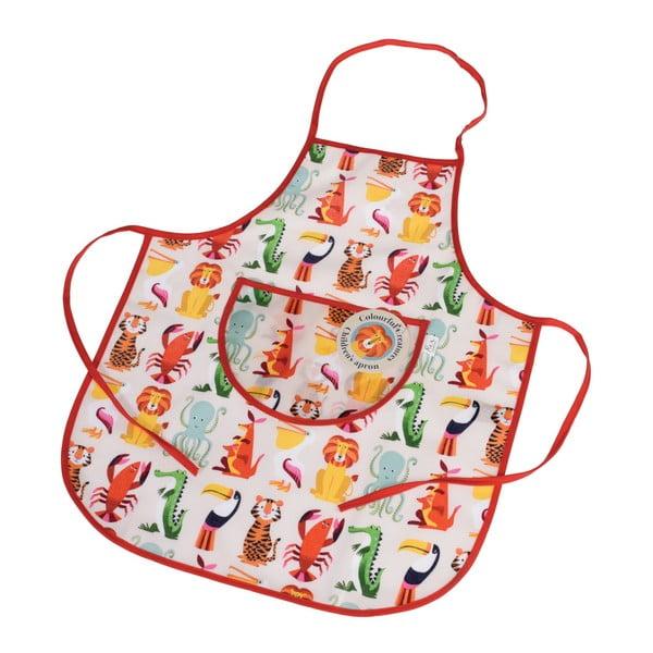 Șorț de bucătărie pentru copii Rex London Colourful Creatures