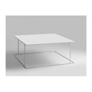 Masă de cafea Custom Form Walt, 100 x 100 cm, alb de la Custom Form