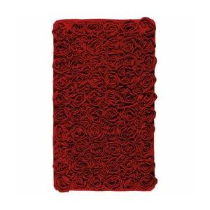 Covor de baie Aquanova Rose 70 x 120 cm, roșu