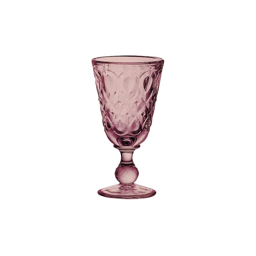 Ametystová sklenice na víno La Rochère Lyonnais, objem 230ml