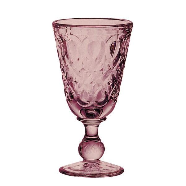 Pahar pentru vin La Rochère Lyonnais, 230 ml, mov ametist