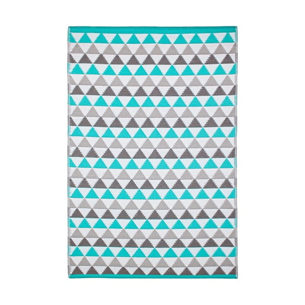 Koberec Mindi 120x180 cm, šedo-modrý