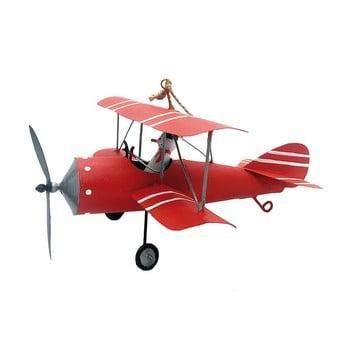 Decorațiune suspendată pentru Crăciun G-Bork Snowman in Airplane imagine