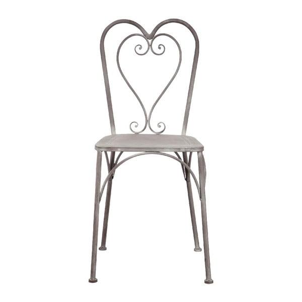 Kovová židle Curlis