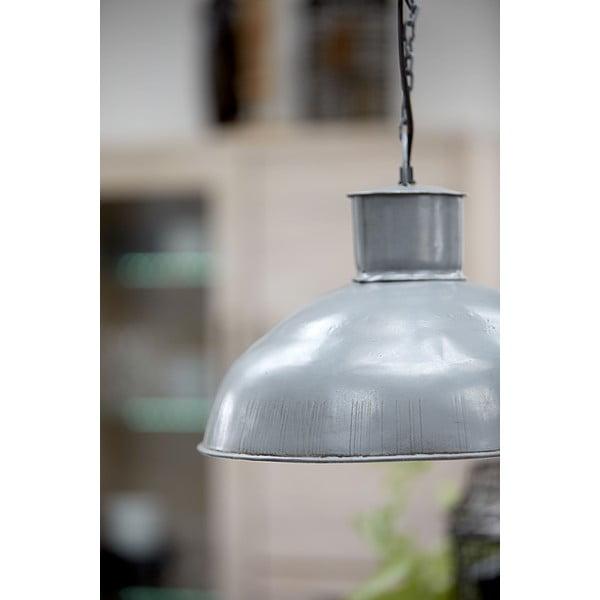 Stropní světlo Old Light Grey Blue