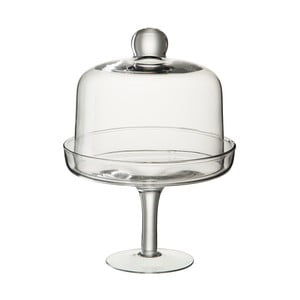 Clopot din sticlă J-Line Bell, Ø 16,5 cm