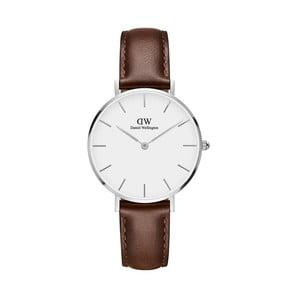 Dámské hodinky s hnědým páskem Daniel Wellington St Mawes, ⌀32mm