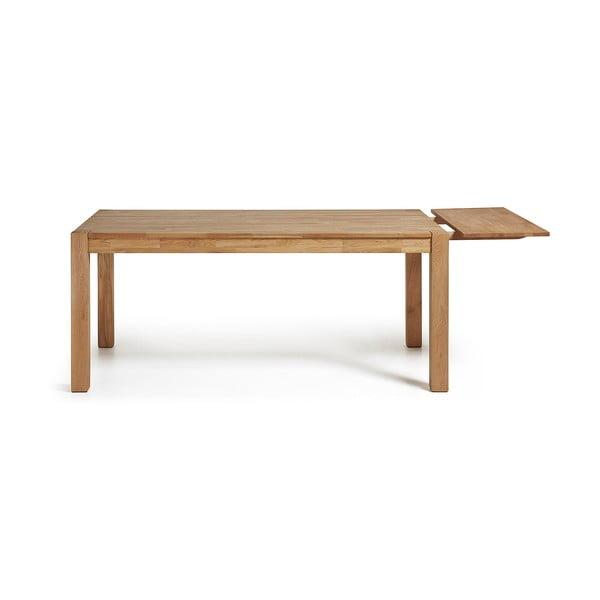 Rozkládací jídelní stůl Indra, 180-260cm