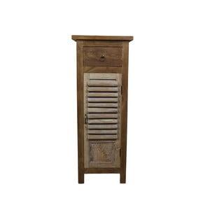 Komoda z teakového dřeva HSM Collection Sini