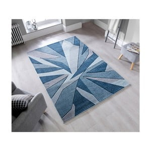 Koberec Flair Rugs Shatter Denim, 160 x 230 cm