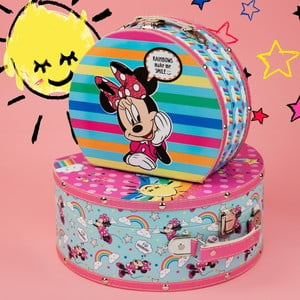 Set 2 valize Disney Minnie Mouse
