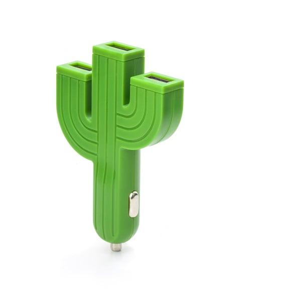 Ładowarka do auta Kikkerland Cactus