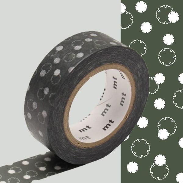 Bandă decorativă Washi MT Masking Tape Tamara, rolă 10 m