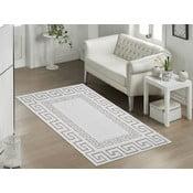 Odolný bavlněný koberec Vitaus Versace Beig, 60x90cm