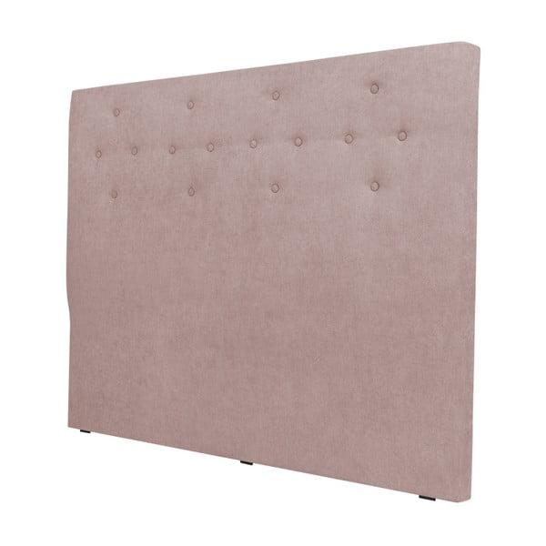 Světle růžové čelo postele Windsor & Co Sofas Phobos, 160 x 120 cm
