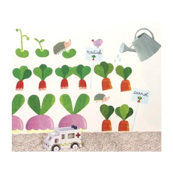 Autocolant pentru perete Grădina