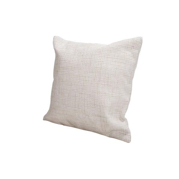 Polštář Pillow 40x40 cm, máslový