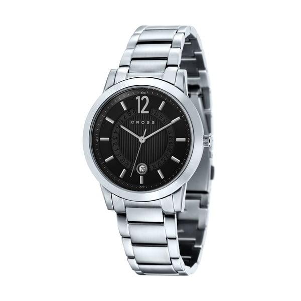 Pánské hodinky Cross Cambria Medium Black, 39 mm