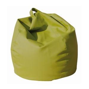 Olivově zelený sedací vak Evergreen House Dea