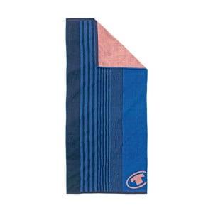 Ručník Tom Tailor Sport Blue, 70x150 cm