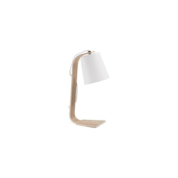 Percy fehér asztali lámpa - La Forma
