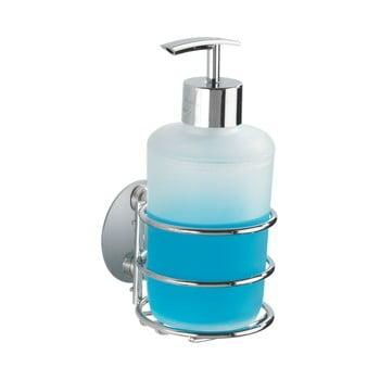 Dozator autoadeziv pentru săpun lichid Wenko Turbo-Loc, maxim la 40 kg de la Wenko