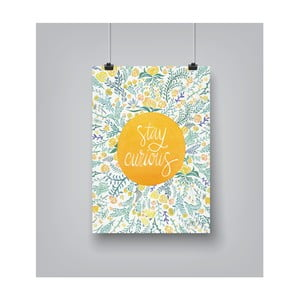 Poster Americanflat Stay, 30 x 42 cm