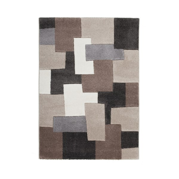 Koberec Nino 661 Brown, 80x150 cm