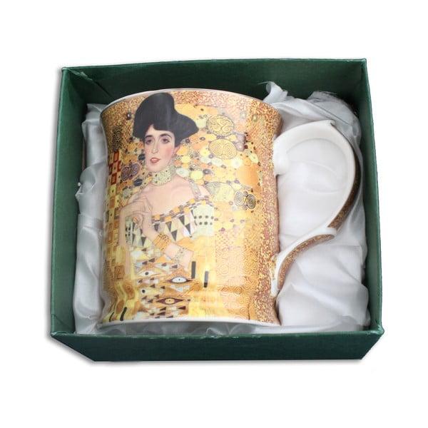 Gustav Klimt - hrnek Adele, 0,4 l