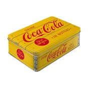 Plechová dóza Retro Coca Cola
