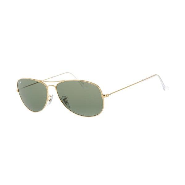 Sluneční brýle Ray-Ban Cockpit Sunglasses Gold Dark