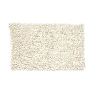 Koberec Boucle Blanc, 50x80 cm