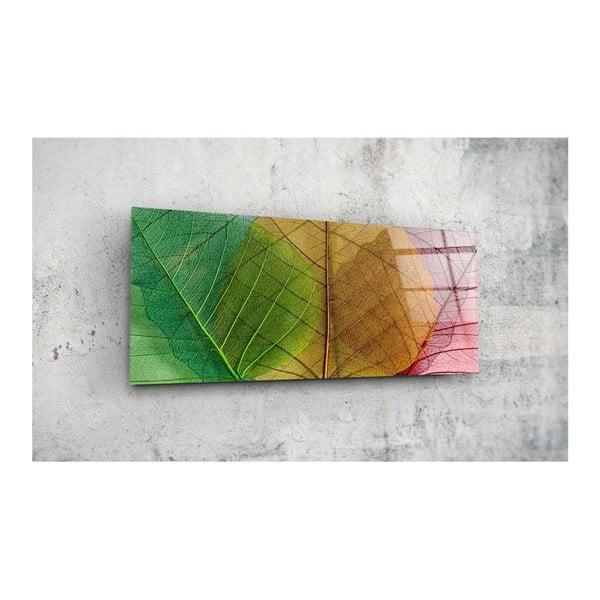 Obraz szklany Insigne Jelke, 92x36 cm
