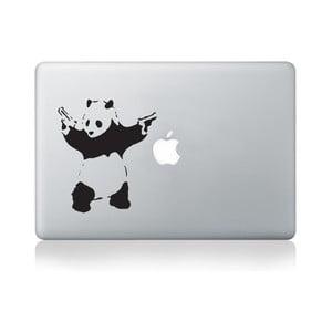 Samolepka na notebook Panda by Banksy