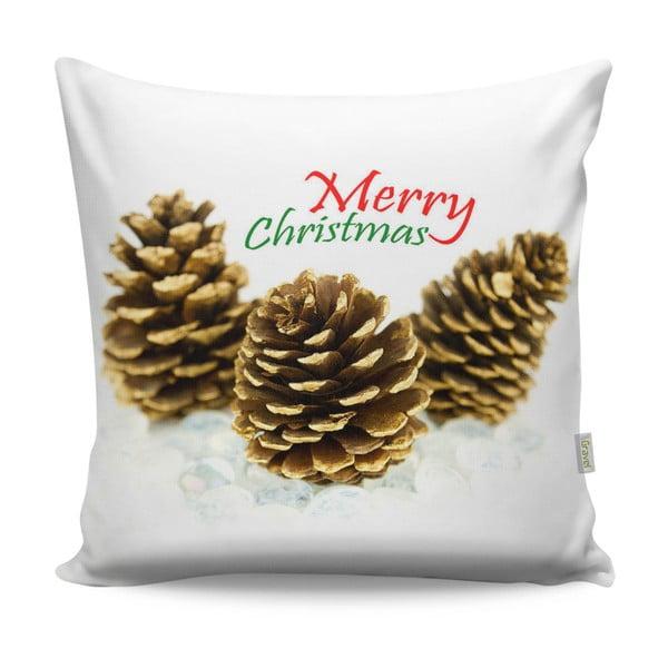 Vankúš Christmas Pines, 43x43 cm