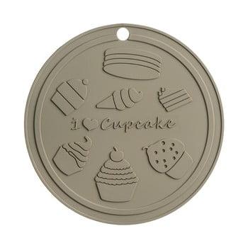 Suport din silicon pentru prăjituri Premier Housewares, gri imagine