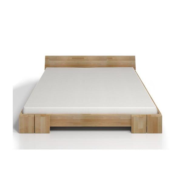 Vestre kétszemélyes ágy bükkfából, 200 x 200 cm - Skandica