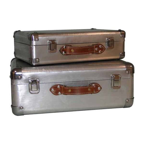 Sada 2 kufrů Antic Line Silve