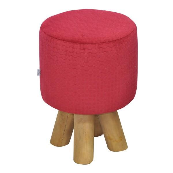 Stolička Kivi Red