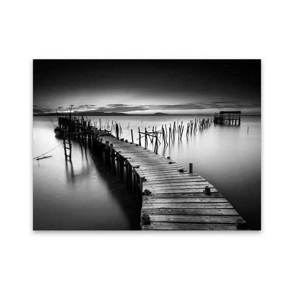 Obraz na płótnie Styler Pier, 100x75 cm