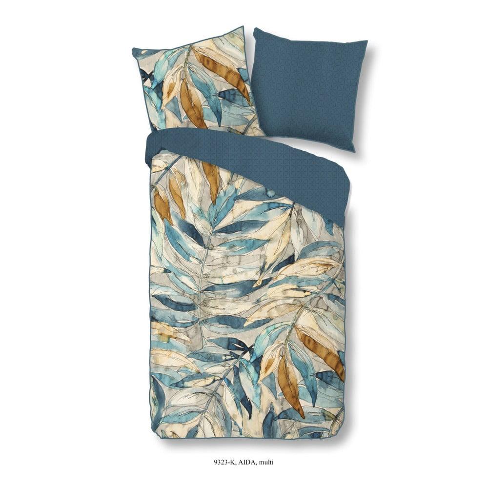 Bavlněné povlečení na jednolůžko Muller Textiels Descanso Aida, 140 x 200 cm