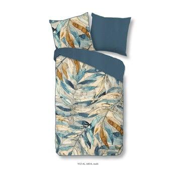 Lenjerie de pat din bumbac Muller Textiels Descanso Aida, 140 x 200 cm