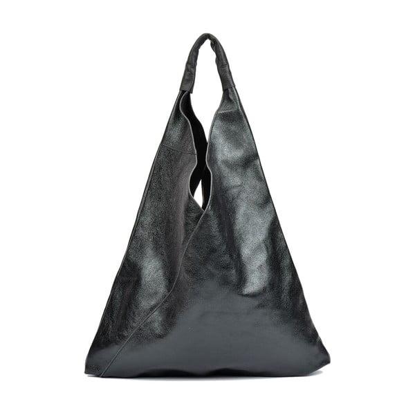 Czarna skórzana torebka Isabella Rhea Arya
