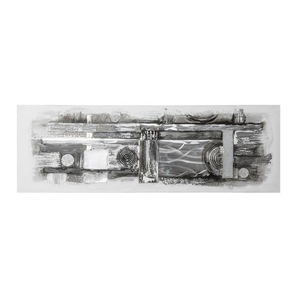 Ručně malovaný nástěnný obraz Mauro Ferretti Dipinto Su Tela, 150x50cm
