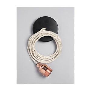 Závěsný kabel Copper Ivory Cream